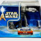 Star Wars AT-AT Imperial Walker-MicroMachines Action Fleet Galoob Hoth, Saga Model 47224