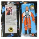 "1/6 Luke Skywalker X-Wing Star Wars 12"" Vintage Kenner Collector Figure (Sideshow Hot Toys Medicom)"