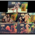 Star Wars Beast Lot Kenner Han TaunTaun Luke Wampa Jabba Special Edition Original Trilogy Collection