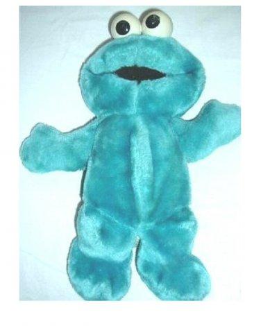 Tickle Me (Elmo) TMX--Tyco Cookie Monster--Sesame Street Vtg 1996 Plush--Jim Henson Muppets