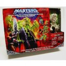 Horde Slime Pit He-Man Ooze MotU Playset + Skeletor Throne-Mattel, Four Horsemen B3231