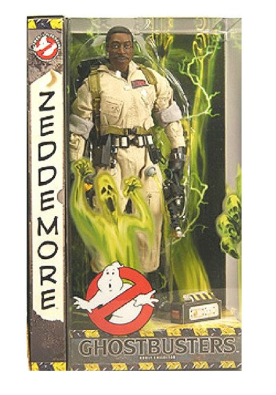 1/6 Ghostbusters (1984) Winston Zeddemore 12in Mattel Matty Collector Classics_Club Ecto 2009