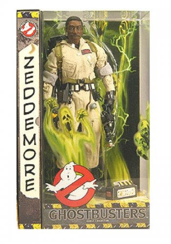 1/6 Ghostbusters 1984 Winston Zeddemore 12 inch Mattel Matty Collector Classics. Club Ecto 2009