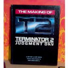 T2 Terminator Art Photo Book (1st Edition, Hardcover) Japan Exclusive (J. Cameron, Schwarzenegger)