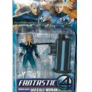 Invisible Woman Fantastic Four Series 2 | Marvel Legends ToyBiz 2005 | Jessica Alba