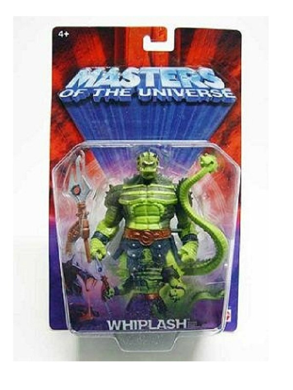 Whiplash 2002 200x He-Man/Masters Universe MotU Modern Classic 2003 Mattel 55577