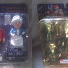 Palisades YWASC Set (MOSC) Sam Goody Exclusive Santa Mrs. Claus Snow Miser Rankin Xmas NECA 2002
