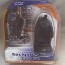 CCM Navigator Plus Deluxe Cell Phone Car Kit with Hands-free Charger for Motorola Startac