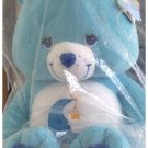 "Jumbo Care Bears Giant Stuffed Plush Doll 27"" Bedtime Bear Teddy, 2003 Walmart Exclusive"