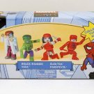 Marvel Universe Minimates TRU Exclusive Box Set | Incredible Hulk Avengers | Daredevil Elektra