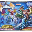30th Transformers Prime Beast Hunters Cyberverse Legends Legion Abominus Combiner Predacon Giftset