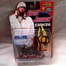 Eminem Slim Shady-Marshall Mathers LP-Street Jammers-Diecast Bmx Bike Mini Model