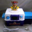 Wham-O Vintage Chuck E Cheese Arcade Pizza Factory|Easy-Bake Oven Toy Play Set