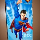 "Giant 30"" Superman Poseable Figure, Premium Format Jumbo Shogun-Brandon Routh-DC Legends 2006"