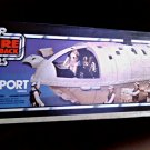 Vintage Kenner Boxed-Rebel Transport-Star Wars Vehicle Playset/Action Figure Case