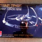 Amt-Ertl Star Trek DS9 Space Station 1:2500 model kit [sealed] Vintage 1994 Deep Space Nine