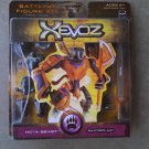 85506 Xevoz Meta Beast Razorclaw Battling Stikfas Kit Buildable Figure Hasbro 2003