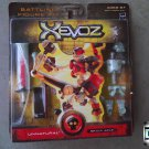 Skull Jack Xevoz Unnatural Building Figure Model Kit pirate Stikfas Hasbro 2003