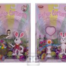 Peter Cottontail Rabbit AF Set Rankin Bass Diamond Select Casey Kasem Danny Kaye Vincent Price
