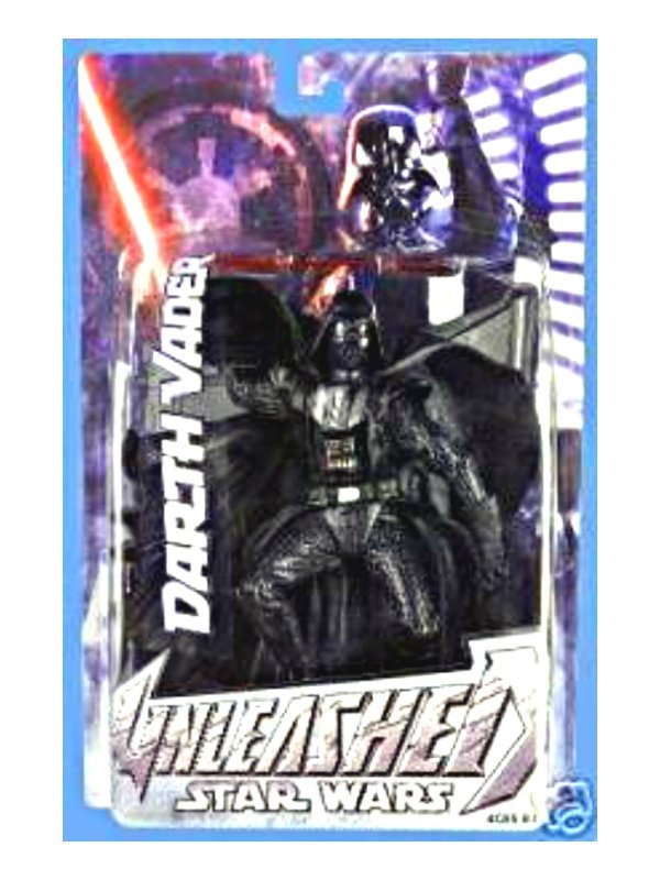 "Star Wars Unleashed Darth Vader 1:10 Statue Figure [Artfx]| Hasbro 6"" Black Series"