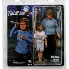 Pamela & Jason Voorhees-Neca 2015 Retro 8 inch Friday the 13th 35th-SDCC (Mego), Reel Toys Comic Con