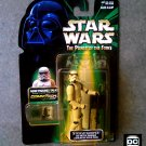 Stormtrooper (Blaster Damage) Star Wars POTF 1999 Commtech MOC