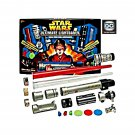 Star Wars Ultimate Lightsaber Duel Build Your Own FX Kit Hasbro Electronic Light/Sound
