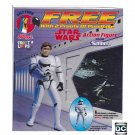 Han Solo Stormtrooper Disguise, Kenner Vintage Star Wars POTF Mail-In Kellogg's Cereal (FS)
