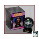 Xmas Keepsake Star Trek 1991 Enterprise Ornament + Lighted Dome Snow Globe [SDCC Hallmark]