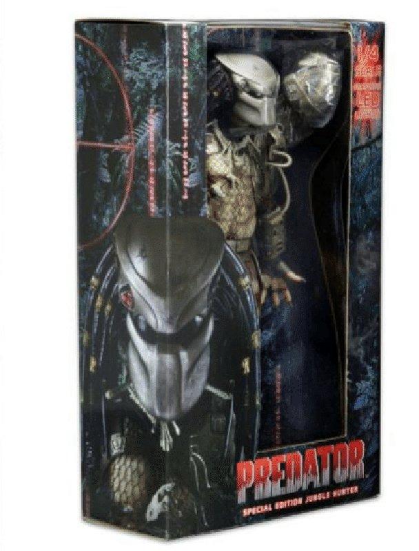 """Predator (Classic 1987) 1/4 Neca 18"""" Premium Format Figure � Sideshow/Hot Toy Statue"""