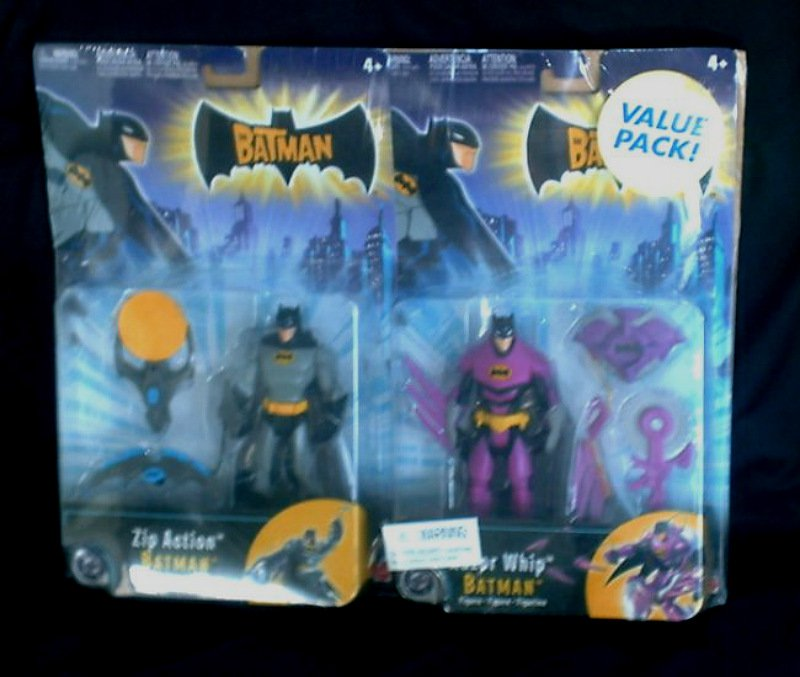 The Batman Animated Series Figure 2-Pack btas Target Mattel | DC Collectibles