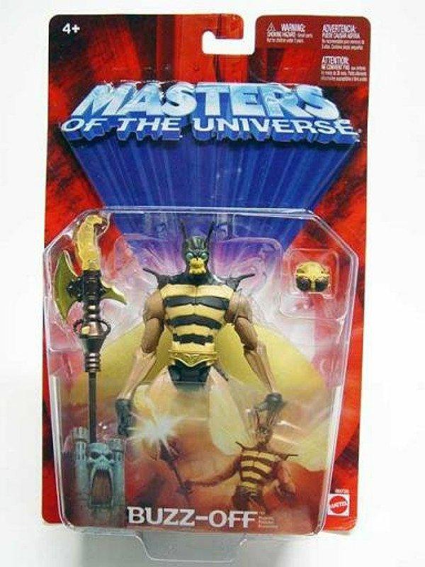 Buzz-Off 200x Motu He-Man Modern Classic Mattel B0735 Masters/Universe