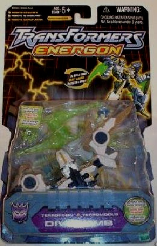 (Cancelled) Transformers Energon Divebomb (Wing Blade) � Superlink Shadowhawk � Botcon SG (2004)