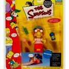 "Milhouse Simpsons Series 3 Playmates WoS Interactive Springfield Collection 5"" Figure 99118"