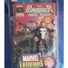 "The Punisher-ToyBiz Marvel Legends Comic Series 4 IV | Marvel Universe 6"" action figure"
