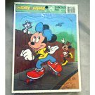 Mickey & Minnie Mouse Vintage Puzzle [Frame-Tray] MISP Sealed/ Disney #8222
