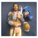Star Wars Vinyl Figure 10in Lando (Skiff Guard) Applause 1997 Classic Collector Statuette