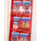 Motu Grayskull Store Display Case + Figures He-Man Mattel Vintage-She-Ra-200x-Legends Eternia-motuc