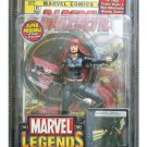 "Black Widow Marvel Legends 6"" Avengers-2004 (Daredevil 81)"
