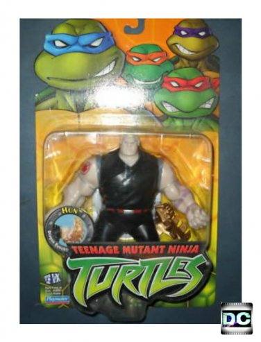 "TMNT Shredder Villain: (Dragon Punch) Hun Ninja Turtles 5"" Playmates 2003 (DCC53058)"