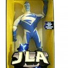 Mego Style WGSH DC Superman 8in Retro Action Figure Doll, Blue JLA, World's Greatest Super Heroes