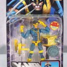 X-Men Classics: Cyclops Optic Blast Action (Jim Lee Costume) Marvel Legends 2004 Toybiz (MOC) HTF