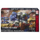 42435 Transformers: Titans Return - Fortress Maximus Headmaster G1 Generations 2016 + Cerebros