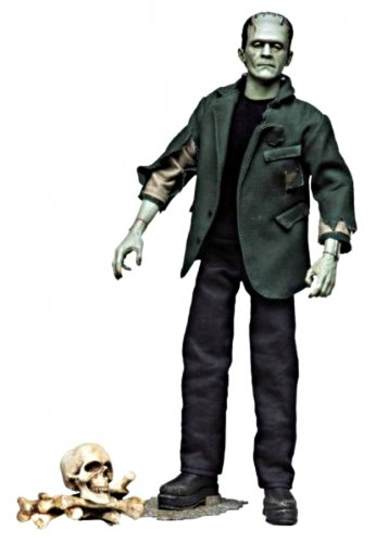"Sideshow Boris Karloff ""Bride of Frankenstein"" Monster 12"" 1/6 Scale Universal Limited 04413"