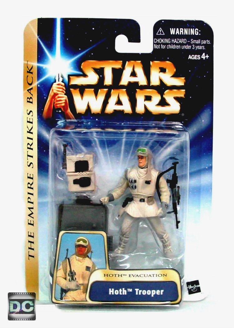 Echo Base Rebel Soldier Hoth Trooper-Star Wars Esb Hasbro