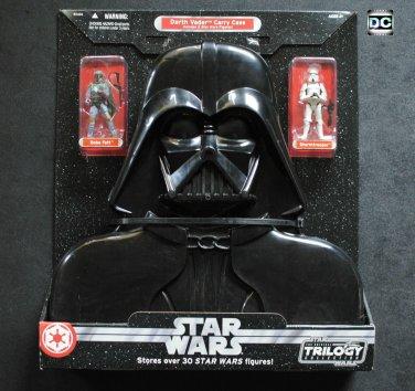 Darth Vader Carry Case + Figures Vintage Star Wars Kenner (FS)