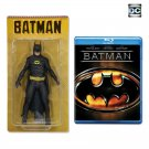 1989 Batman Keaton Neca 25th Anniversary AF+WB Blu-Ray Bundle Reel Toys TRU Exclusive