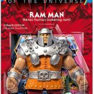 MOTUC Ram Man Masters / Universe Classics Ultimate Edition He-Man MotU Mattel Super7 [NRD]