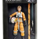 "Luke X-Wing Pilot Black Series 6"" #01 (2013) Star Wars Pre 40th Celebration Hasbro A4302"