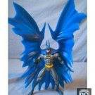 DC Elseworlds Legends Batman: The Dark Knight Detective (Classic) Blue Cape Cowl Figure Kenner 1998